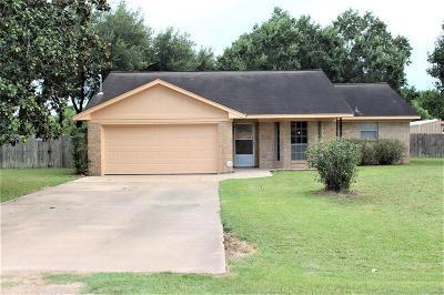 Waller Single Family Home For Sale: 2911 Orange Street