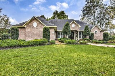 Kingwood Single Family Home For Sale: 5910 S Royal Point Drive