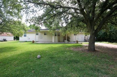 Brazoria Single Family Home For Sale: 20331 County Road 510 V