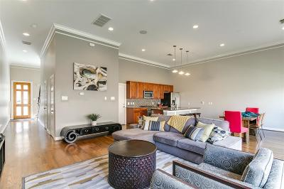 Houston Single Family Home For Sale: 1514 Campbell Road #A