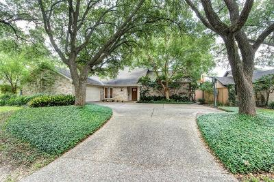 Houston Single Family Home For Sale: 10043 Cedar Creek Drive