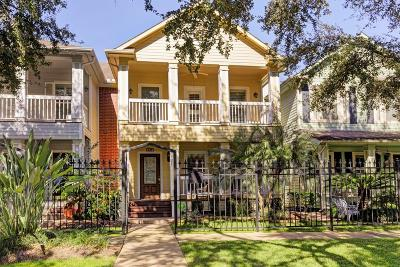Houston Condo/Townhouse For Sale: 429 Westmoreland