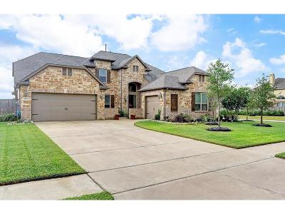 Tomball Single Family Home For Sale: 18615 Oden Trace