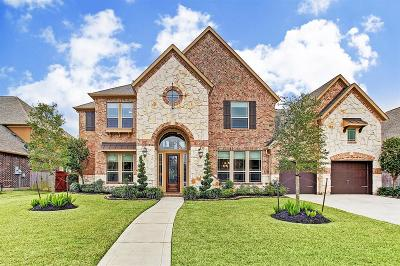 Pearland Single Family Home For Sale: 12002 Chisel Ridge