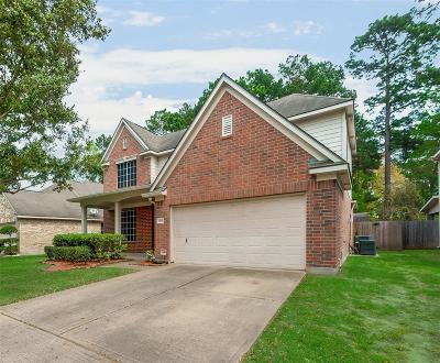 Galveston County, Harris County Single Family Home For Sale: 19126 Milloak Drive