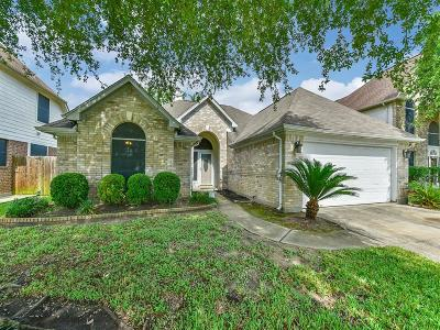 Houston Single Family Home For Sale: 12403 Wright Oaks Drive