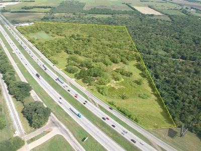 Austin County Farm & Ranch For Sale: 5735 SE I-10 Frontage Road