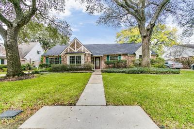 Houston Single Family Home For Sale: 12714 Trail Hollow Drive