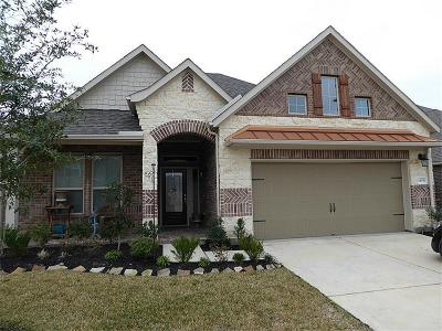 Pearland Single Family Home For Sale: 1408 Lindenwood Cliff