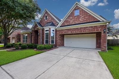 Katy Single Family Home For Sale: 25507 Wildbrook Xing Lane