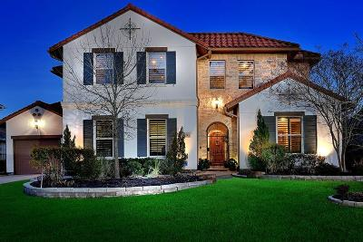 The Woodlands Single Family Home For Sale: 34 Pondera Point Drive