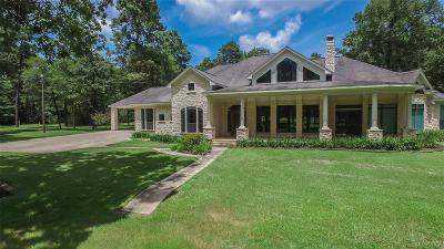 Single Family Home For Sale: 11092 S Hidden Oaks