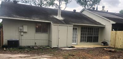 Houston Multi Family Home For Sale: 13231 Bassford Drive