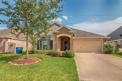 Alvin Single Family Home For Sale: 349 Lake Line Drive