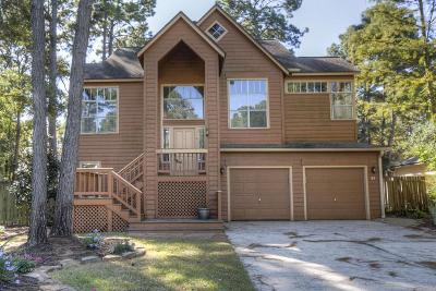 Single Family Home For Sale: 31 Lucky Leaf Court
