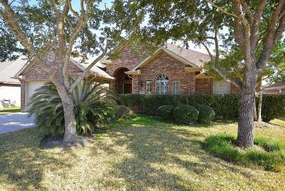 Pearland Single Family Home For Sale: 3807 Dunlavy
