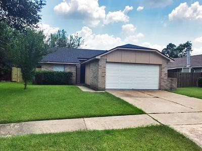 Sugar Land Single Family Home For Sale: 14107 Towne Way Drive