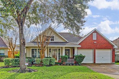Missouri City Single Family Home For Sale: 10522 Village Lake Drive
