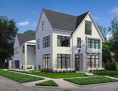 Single Family Home For Sale: 1540 Harold Street