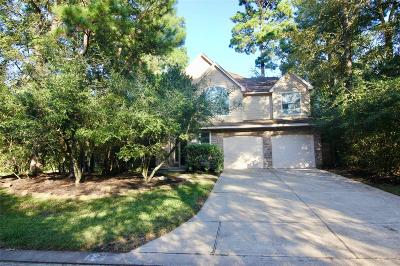 The Woodlands Single Family Home For Sale: 127 Shelter Rock Court