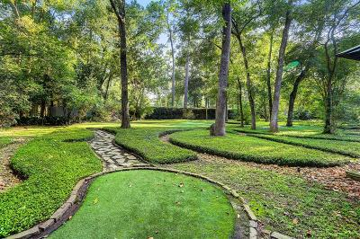 Houston Residential Lots & Land For Sale: 11207 Wilding Lane