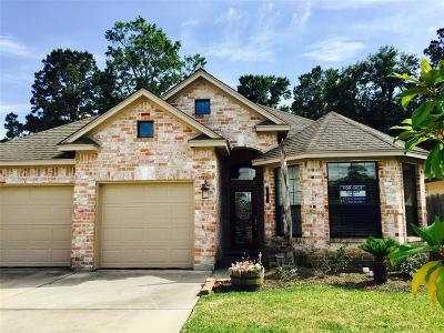 Willis Single Family Home For Sale: 14341 S Summerchase Circle