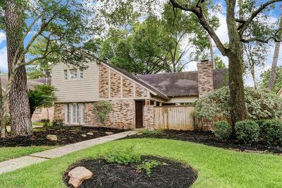 Houston TX Single Family Home For Sale: $649,000