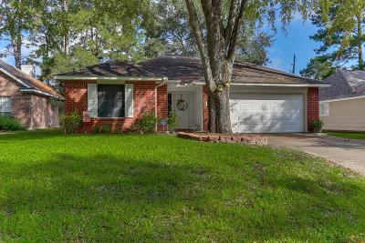 Conroe Single Family Home For Sale: 1733 Fay Drive