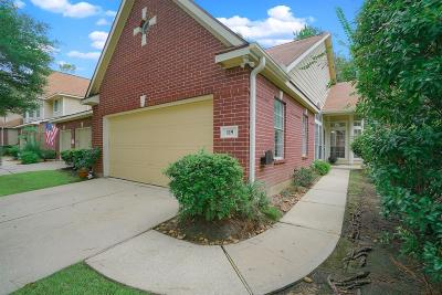 The Woodlands TX Condo/Townhouse For Sale: $197,500