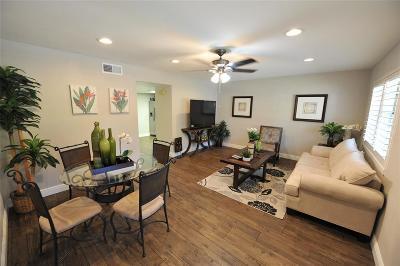 Houston TX Condo/Townhouse For Sale: $165,000