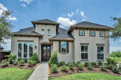 Katy Single Family Home For Sale: 7003 Champion Trail