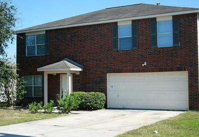 Conroe Single Family Home For Sale: 16217 Setting Sun Court
