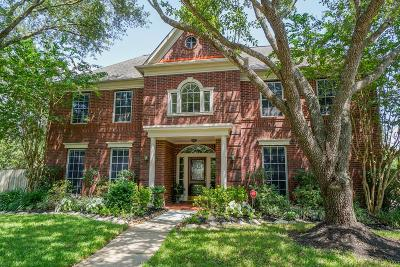 Sugar Land Single Family Home For Sale: 4607 Magnolia Lane