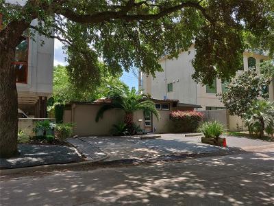 Houston Single Family Home For Sale: 2709 Colquitt Street