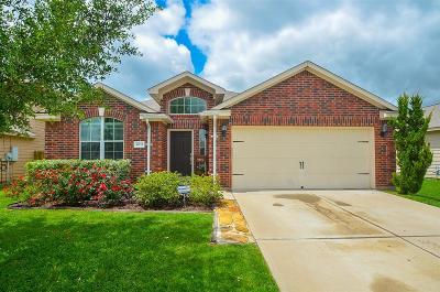 Hockley Single Family Home For Sale: 16111 Appleyard Lane