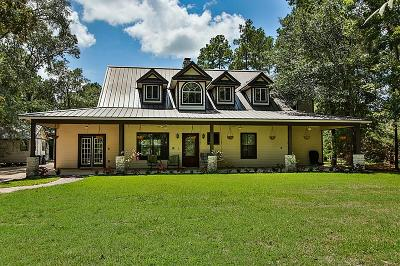 Single Family Home For Sale: 23219 Baneberry Road
