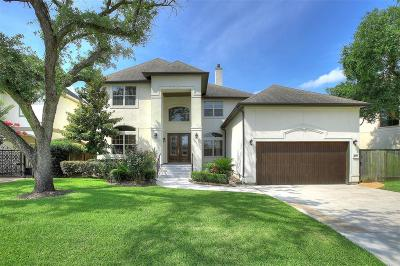 Houston Single Family Home For Sale: 4025 Glenshire Street