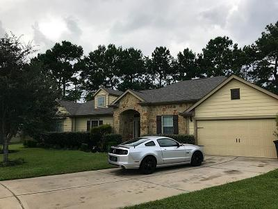 Tomball Single Family Home For Sale: 22423 Barrell Springs Lane