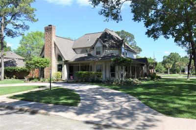 Dickinson Single Family Home For Sale: 600 Nottingham Lane