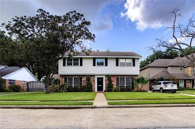 Houston Single Family Home For Sale: 12458 Kimberley Lane