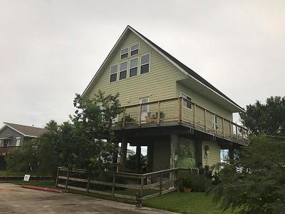 Hitchcock Single Family Home For Sale: 7115 Stingray Street