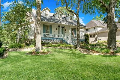 Conroe Single Family Home For Sale: 1124 April Waters North Drive