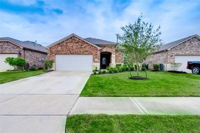 Richmond Single Family Home For Sale: 3903 Outback Drive