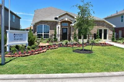 Houston Single Family Home For Sale: 2710 Glenfield Manor Lane