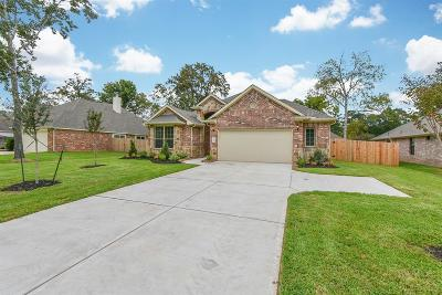 Montgomery Single Family Home For Sale: 12122 Walden Road