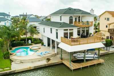 Tiki Island Single Family Home For Sale: 507 Westerly Drive