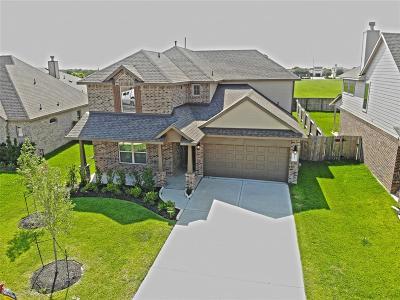 Rosenberg Single Family Home For Sale: 1230 Hidden Grove