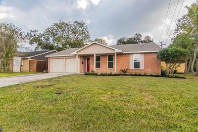 Houston Single Family Home For Sale: 11727 Hillcroft Street