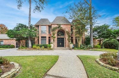 Katy Single Family Home For Sale: 1307 Breezy Bend Drive