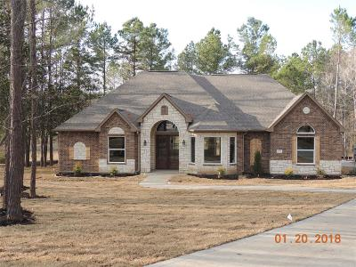 Willis Single Family Home For Sale: 14715 Turquoise Trl